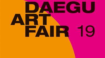 Contemporary art exhibition, Daegu Art Fair 2019 at Wooson Gallery, Daegu
