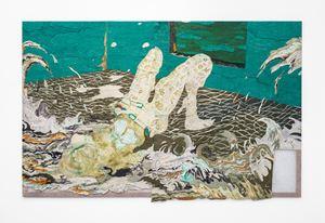 locust by Jeanne Gaigher contemporary artwork