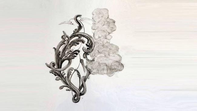 Carbon emission 1 by Caroline Rothwell contemporary artwork