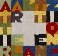 Attirare l'Attenzione (Attract Attention) by Alighiero Boetti contemporary artwork sculpture