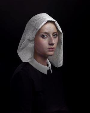 Paper Lace by Hendrik Kerstens contemporary artwork