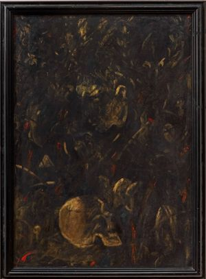 Old Mortality by Derek Jarman contemporary artwork