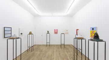Contemporary art exhibition, Richard Porter, Night Glyph at Amanda Wilkinson Gallery, London