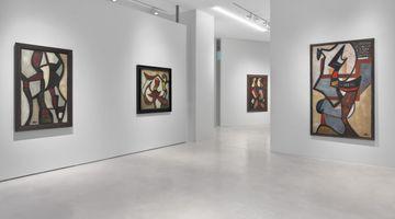 Contemporary art exhibition, Jean-Michel Atlan, Jean Michel Atlan et la Nouvelle École de Paris at SETAREH, Düsseldorf, Germany