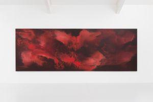 Feel by Shirazeh Houshiary contemporary artwork