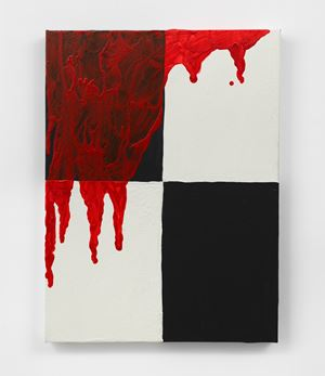 Stalemate by Mary Heilmann contemporary artwork