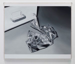 The Foil by James White contemporary artwork