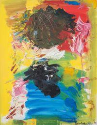 Shangri-La by Hans Hofmann contemporary artwork painting
