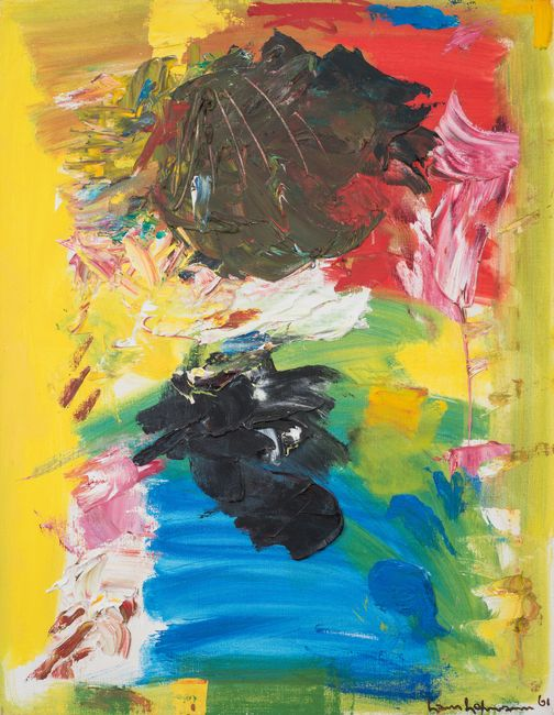 Shangri-La by Hans Hofmann contemporary artwork