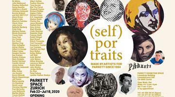 Contemporary art exhibition, Group Exhibition, (SELF) PORTRAITS at Parkett, Zurich Exhibition Space, Switzerland