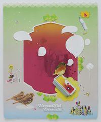 (Beautiful bosedk) Six days a week by Thukral & Tagra contemporary artwork print, mixed media