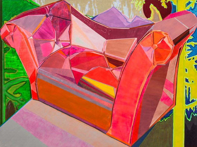 Scene-s by Gao Lei contemporary artwork