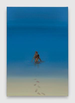 Passage #2 by Tala Madani contemporary artwork
