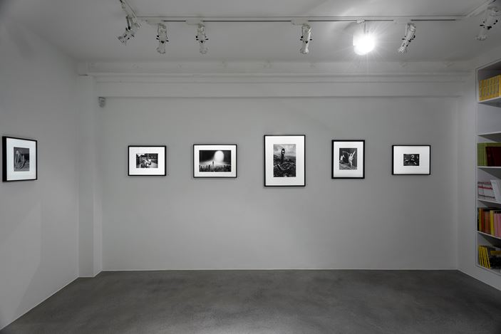 Exhibition view: Group Exhibition, Masters of Photography, Huxley-Parlour, London (20 November–20 December 2019). Courtesy Huxley-Parlour.