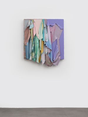 Untitled 063021 by Ju Ting contemporary artwork