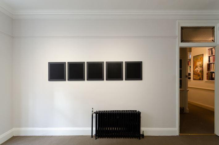 Exhibition view: Hadi Tabatabai, Bartha Contemporary, London(1–17 October 2019). Courtesy Bartha Contemporary.