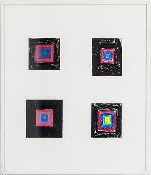 st by Aurélie Nemours contemporary artwork