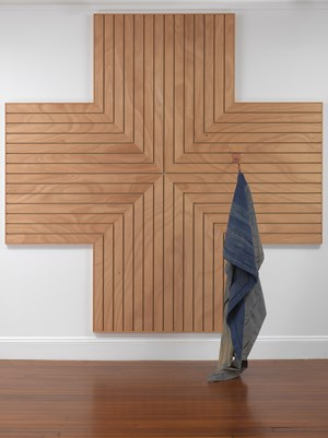 Ouray Interior  with Slieve Roe Cloak by Pia Camil contemporary artwork