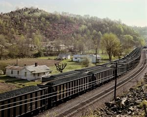 Coeburn, Virginia, April 1981 by Joel Sternfeld contemporary artwork