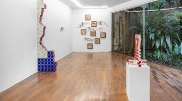 Contemporary art exhibition, Curated by Renato Silva, CONSTRUÇÃO at Mendes Wood DM, São Paulo