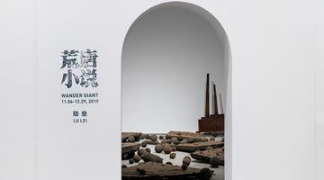 Contemporary art exhibition, Lu Lei, Wander Giant 荒唐小说 at ShanghART, Westbund, Shanghai