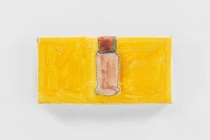 Under by Raoul De Keyser contemporary artwork
