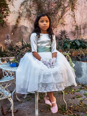 First Communion, Mexico City by Pieter Hugo contemporary artwork