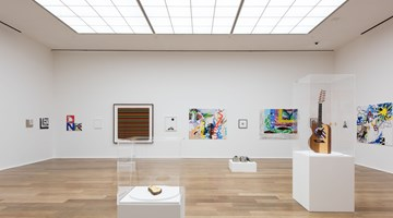 Contemporary art exhibition, Martin Creed, Toast at Hauser & Wirth, London