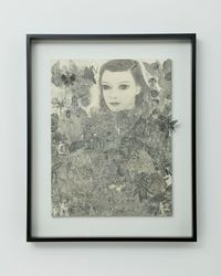 Goddess by Ataru Sato contemporary artwork works on paper, drawing
