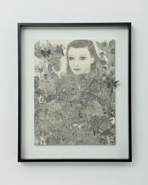 Goddess by Ataru Sato contemporary artwork