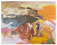 Claim of Babylon I by Maki Na Kamura contemporary artwork painting