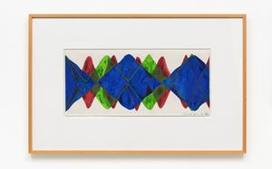 Compatibility/Similarity with yourself by Ludwig Gosewitz contemporary artwork painting, works on paper