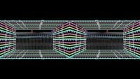 Pattern XI—Laforet's tile 纹样 XI—Laforet的砖片 by Bi Rongrong contemporary artwork moving image