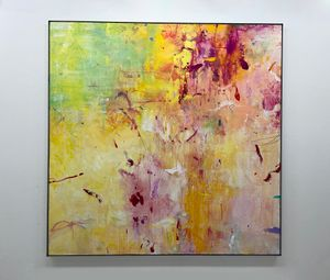Spring Winds by Tamihito Yoshikawa contemporary artwork