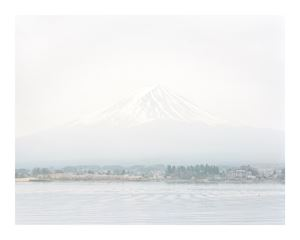 Aequilibrium II (Mount Fuji) by Robert Voit contemporary artwork