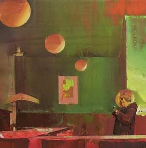 Bubble Vision by David Ralph contemporary artwork