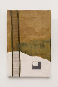 Plate #5 by Paloma Bosquê contemporary artwork sculpture