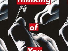 Barbara Kruger: back to the futura