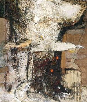 Untitled 87 无题87 by Pang Tao contemporary artwork mixed media