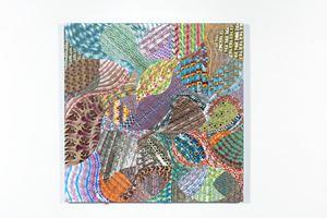 Rio das Almas by Luiz Zerbini contemporary artwork