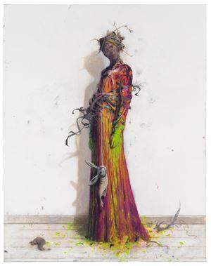 Gutstur by Jonas Burgert contemporary artwork