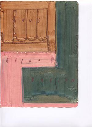 sans approbation by Arpaïs Du Bois contemporary artwork