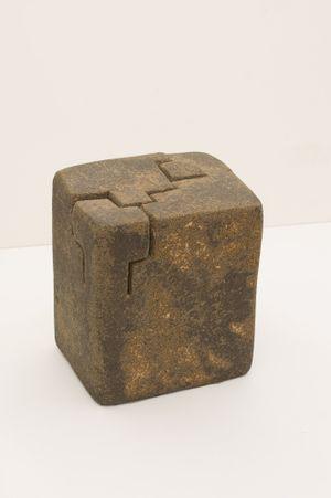Lurra G-158 by Eduardo Chillida contemporary artwork