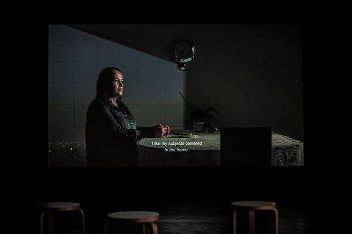 Exhibition view: Newsha Tavakolian, For The Sake of Calmness, Thomas Erben Gallery, New York (9 January–13 February 2021). Courtesy Thomas Erben Gallery.