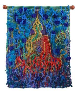 Pra-Bot No. 3 by Santi Wangchuan contemporary artwork