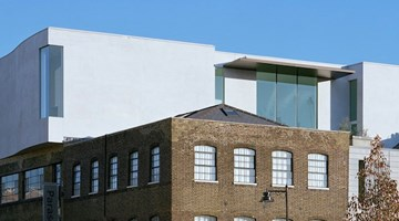 Victoria Miro contemporary art gallery in Wharf Road, London, United Kingdom