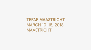 Contemporary art exhibition, TEFAF Maastricht 2018 at Ben Brown Fine Arts, London