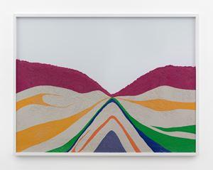 Chemical Landscape from Brazil by Lionel Estève contemporary artwork
