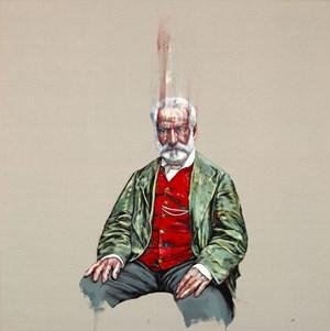 Victor Hugo by Zeng Fanzhi contemporary artwork