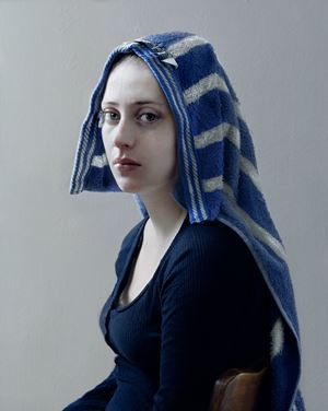 Wet Towel by Hendrik Kerstens contemporary artwork